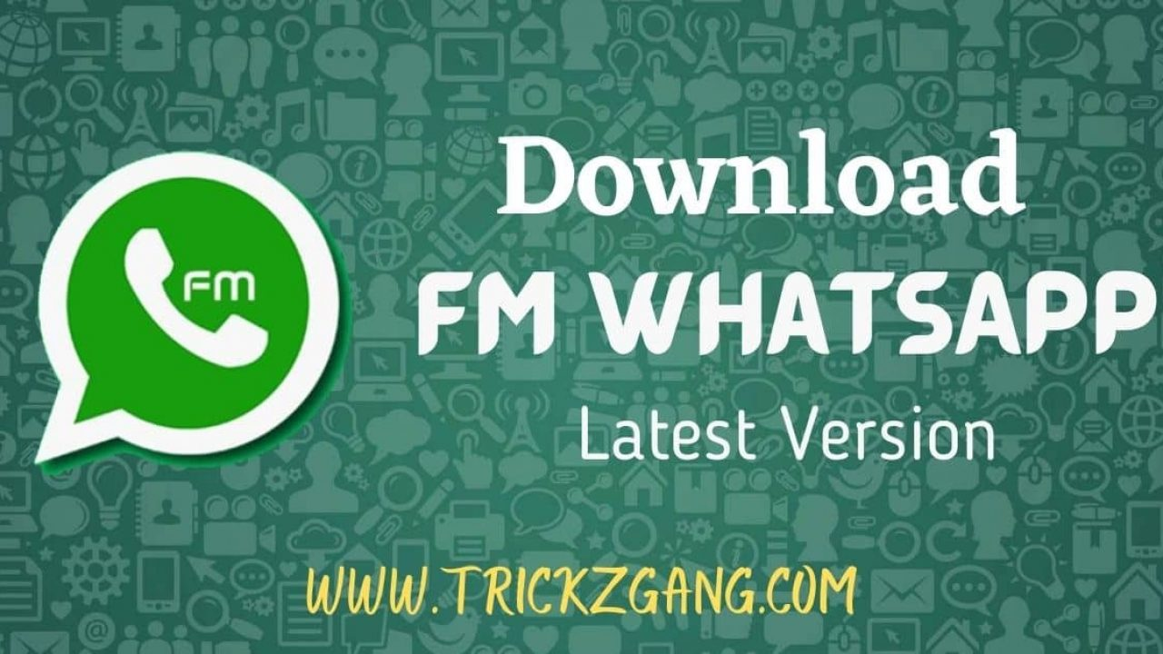 Fmwhatsapp Apk Download 2021 Latest Updated Version V16 50 Anti Ban