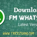 Download FM WhatsApp APK Latest Version