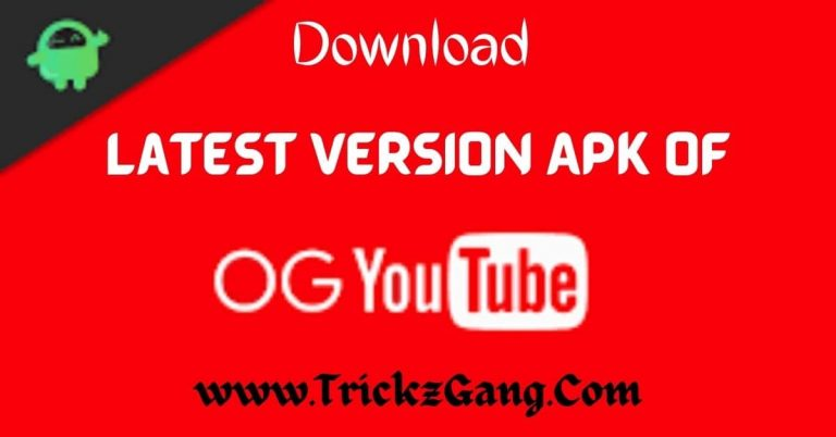 Download OGYouTube Latest Version