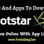 How To Download HotStar Videos Online With HotStar Downloader