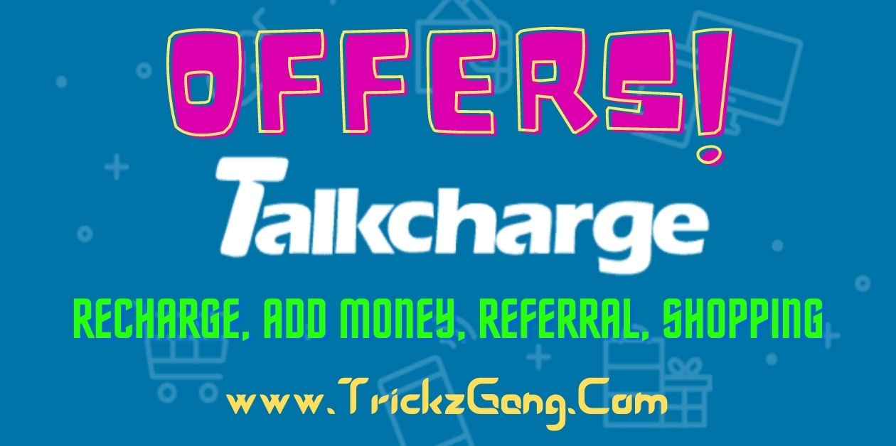 TalkCharge Offers