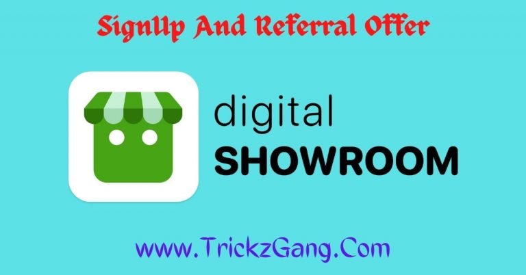 Digital Showroom Offers
