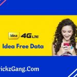 Idea Free Internet Data