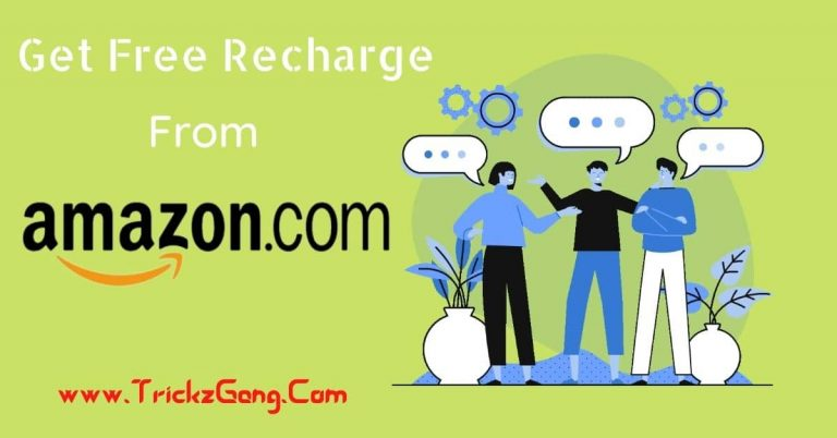 Amazon Free Mobile Recharge Offers