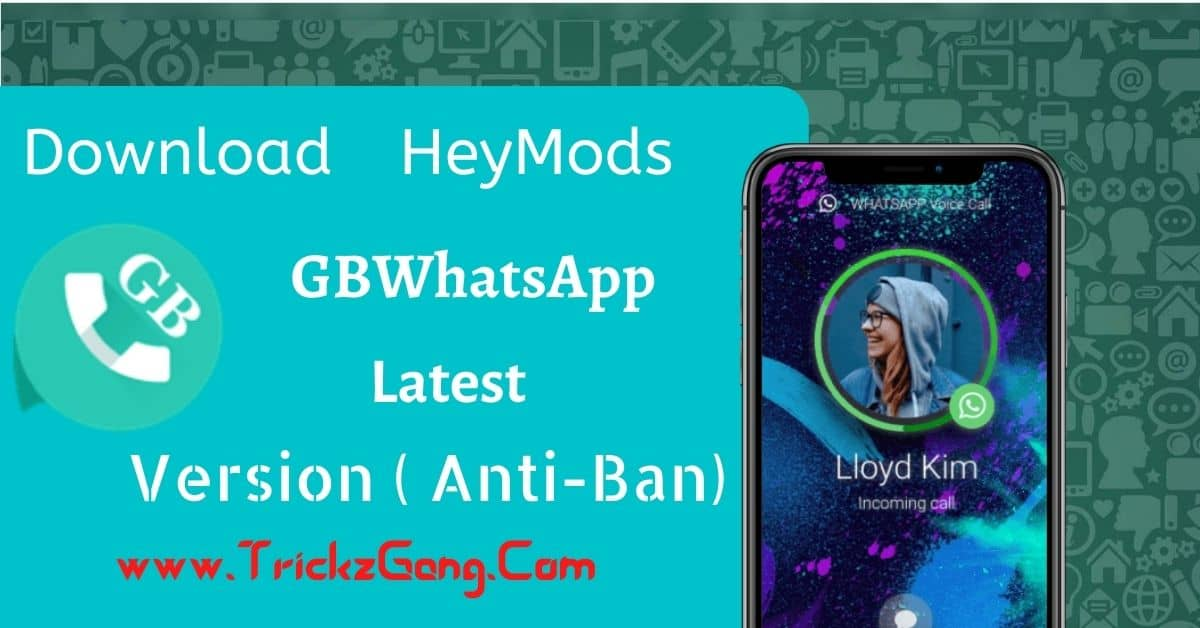 HeyMods GBWhatsApp Download